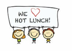 We will be serving the entire school a free hot lunch on Friday, March 13!  Are you able to come and help serve and cook? Volunteers needed from 10:30  - 1 p.m.